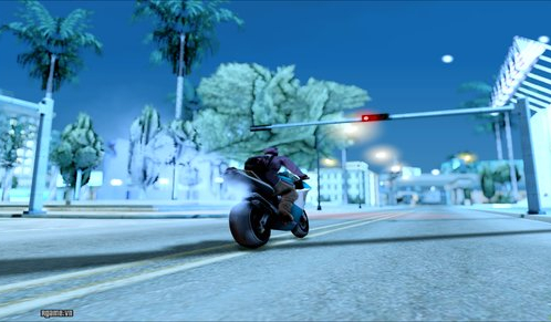 enb fordx v1 + bonus instant speed | gtaind mod gta