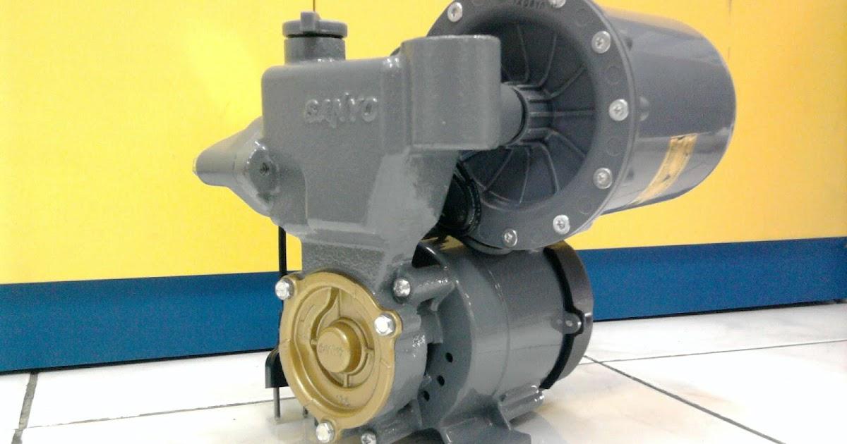 Pompa Air Sanyo Cara Memperbaiki Pompa Air Yang Rusak