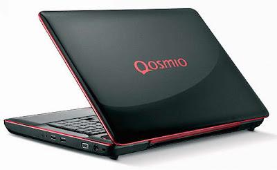 new Toshiba Qosmio X500-Q930X