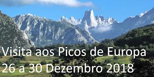 Picos Europa 26 a 30 Dezembro 18