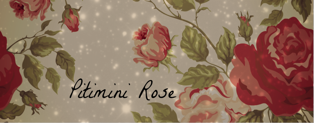 LE  PITIMINI  ROSE  BLOG
