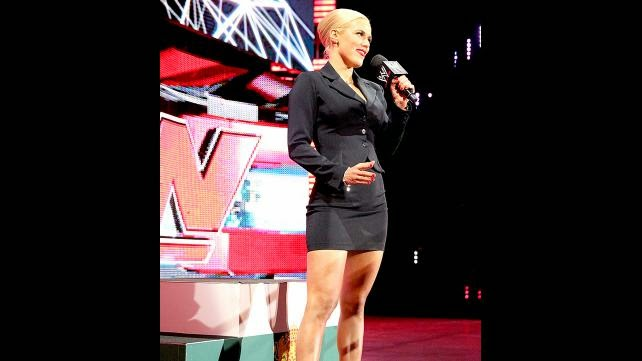 A Look at Absolutely Slammin WWE Diva Lana