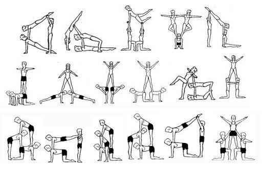 Ejercicios Educacion Fisica