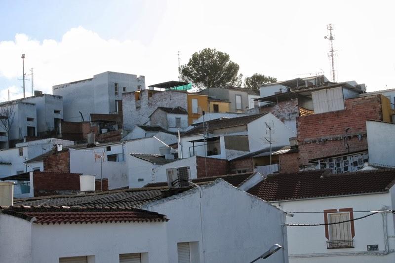IMAGENES CARTEYANAS: Fotos de un pueblo que despierta y se