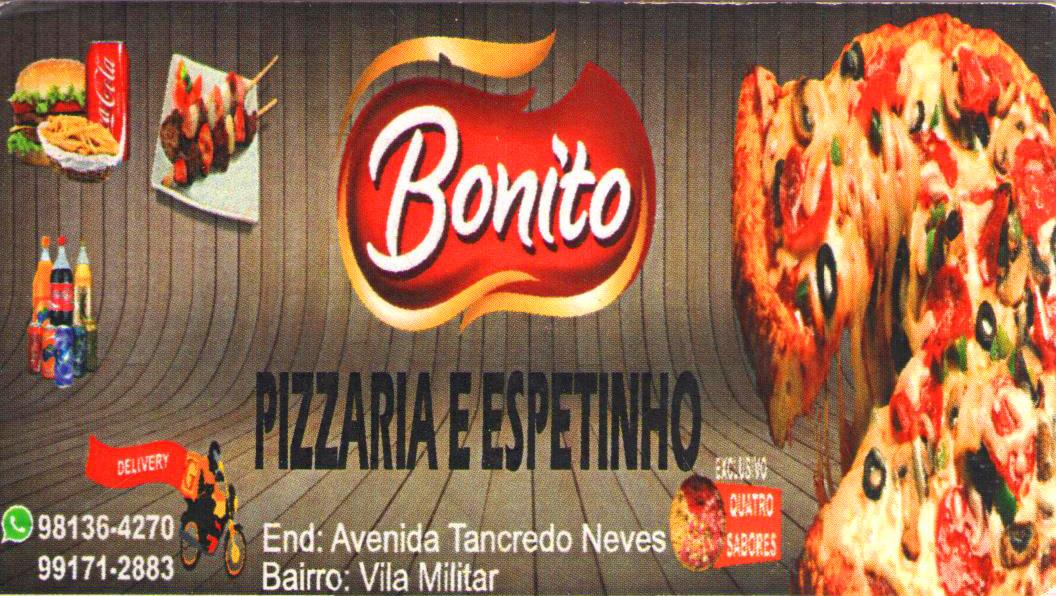 Bonito Pizzaria e Espetinho