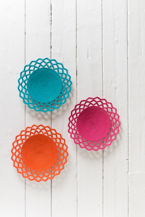 Safari Fusion blog | Snap happy Friday | Wired Lace Bowls by Safari Fusion