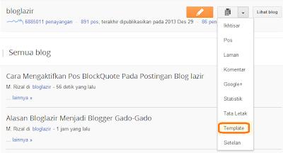 pilih-template-bloglazir.blogspot.com