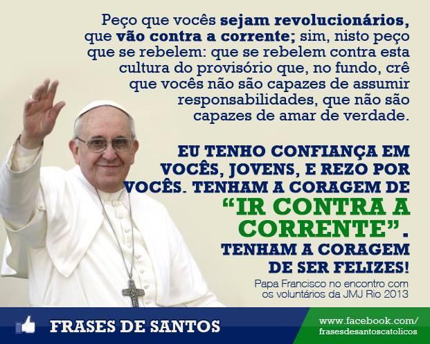 Perseverantes Do Espírito Santo Jovens Sejam Revolucionários