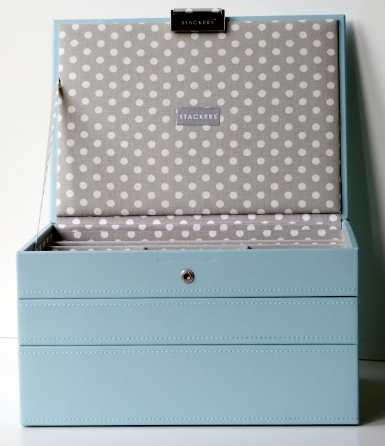Stackers Jewellery Storage Boxes