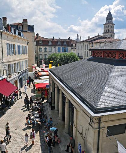 Rue des Chaines à Périgueux