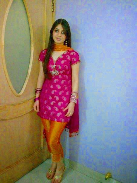 Desi Punjabi Village Pendu Kudi in cute spice Look | All ...