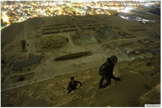 2014 09 01 122520 Gambar Dari Puncak Piramid Yang Di Ambil Secara Rahsia