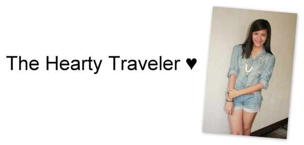 The Hearty Traveler ♥