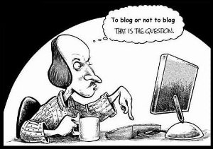tidak suka ngblog