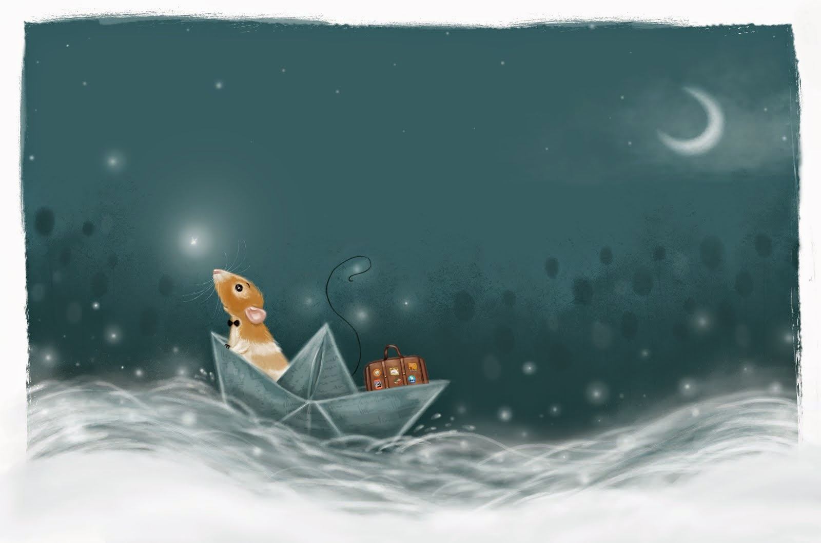 Nadya Slenders Illustratie - Weblog