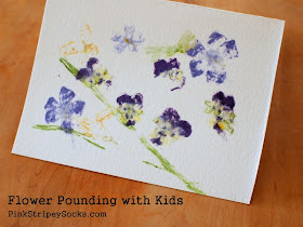 How to do Flower Pounding