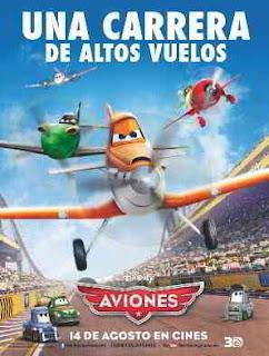 descargar Aviones, Aviones latino, ver online Aviones