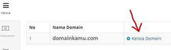 panduan cara merubah domain blogspot