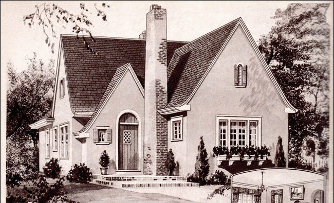 A testimonial montgomery ward house in barrington for Montgomery house