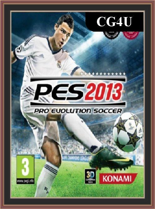 Pro Evolution Soccer 2013 Cover | Pro Evolution Soccer 2013 Poster