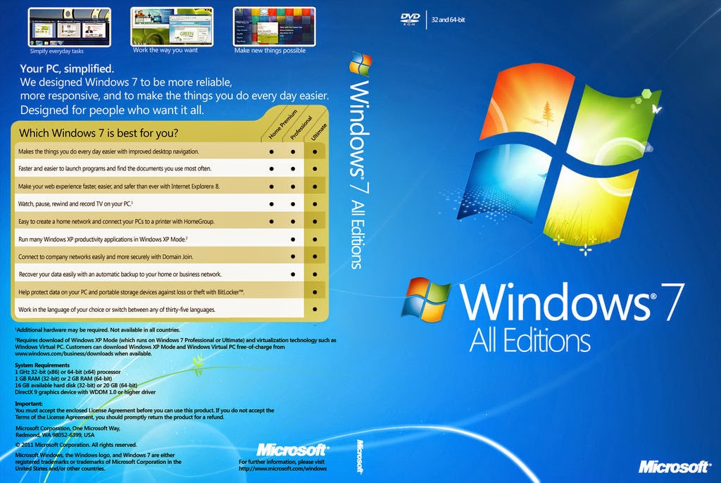 free download windows 7 crack all version