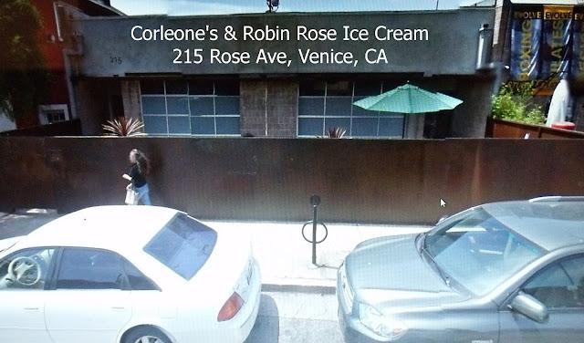 rose ice cream venice - photo#18
