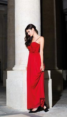 Vestidos rojos de fiesta el corte ingles