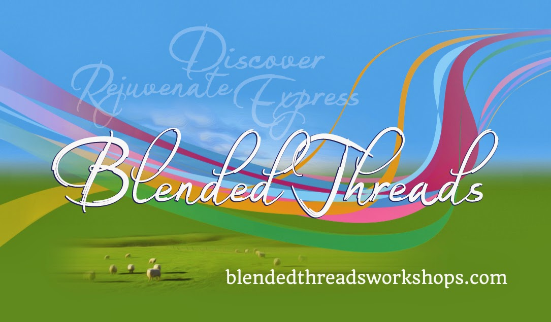 Blended Threads logo