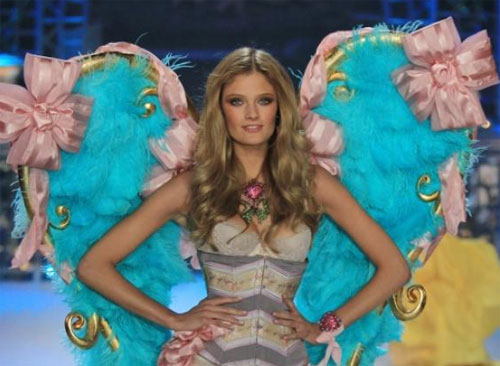 Sexy Victoria's Secret angel Constance Jablonski faces $3.3 million suit