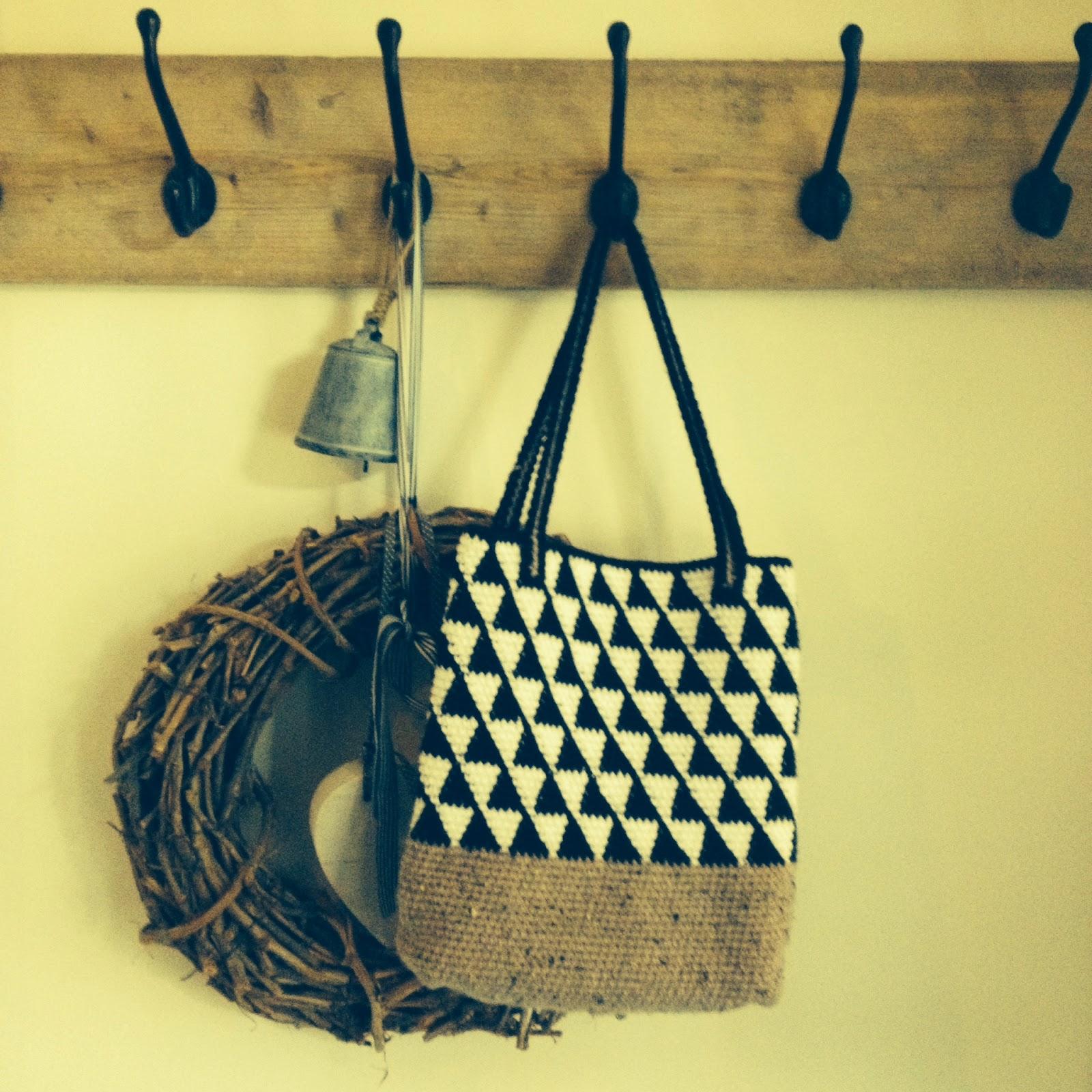 Tassen Patroon : Ak at home crochet patroon tas