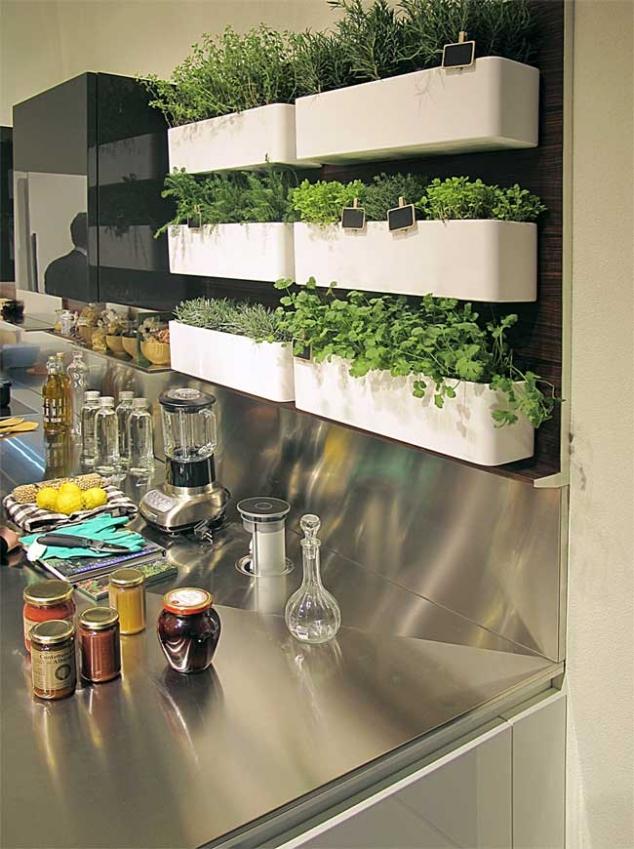 Hanging Kitchen Herb Garden Part - 42: The Cottage Market