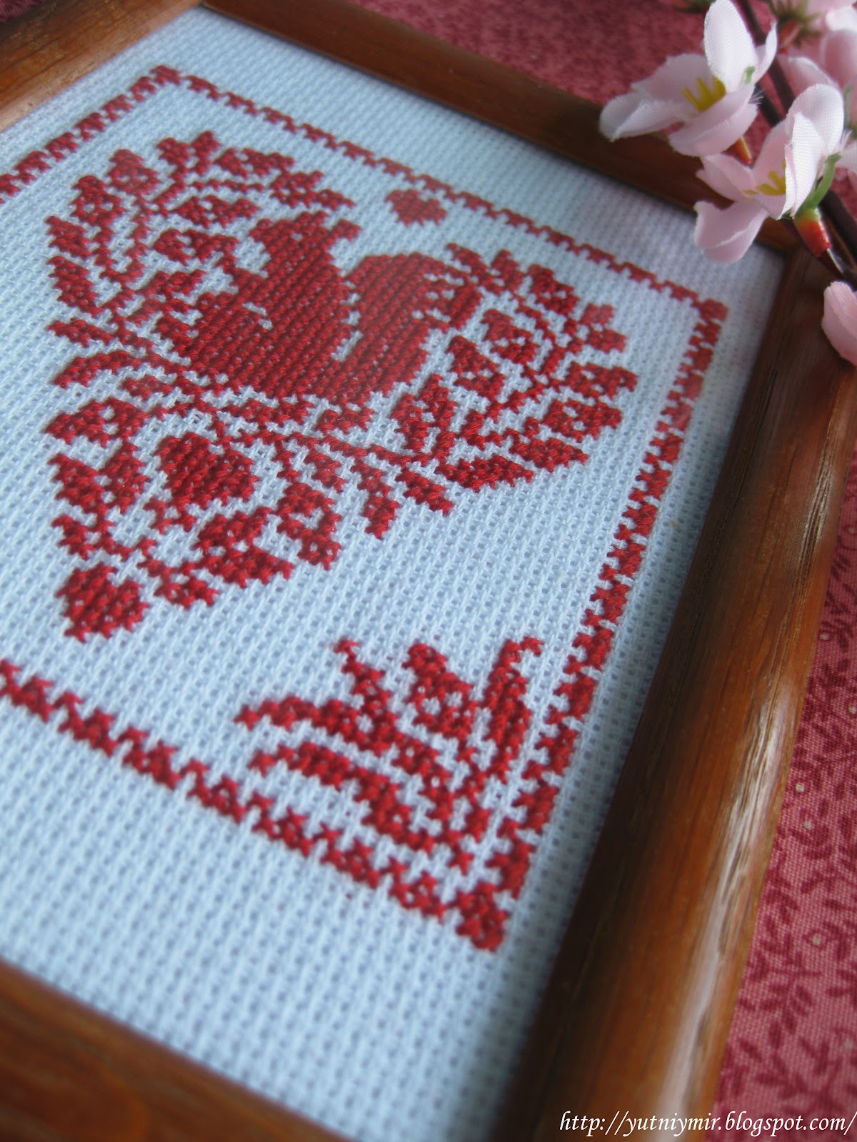 Вышивка как подарок - стоит ли дарить? Блог вышивальщицы 34