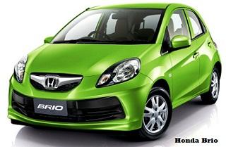 Honda Brio LCGC