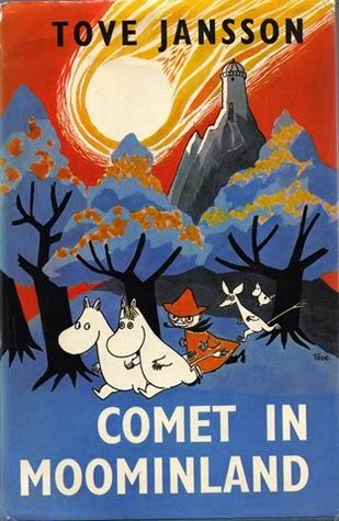 Tove Jansson Comet in Moominland Book Review