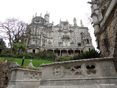 Quinta da Regaleira - Palácio da Regaleira