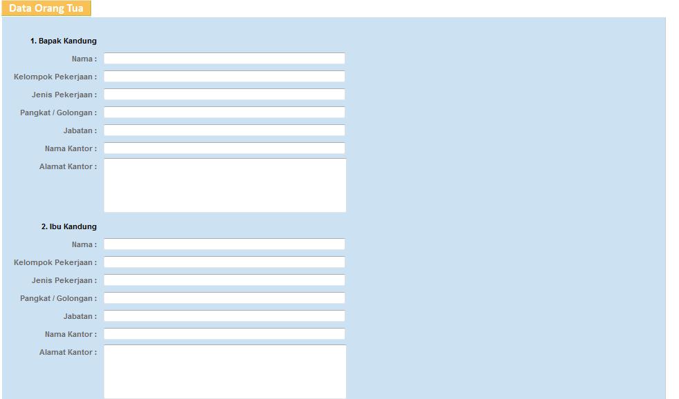Cara Daftar Online Polri