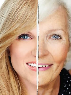 Dieta do antienvelhecimento