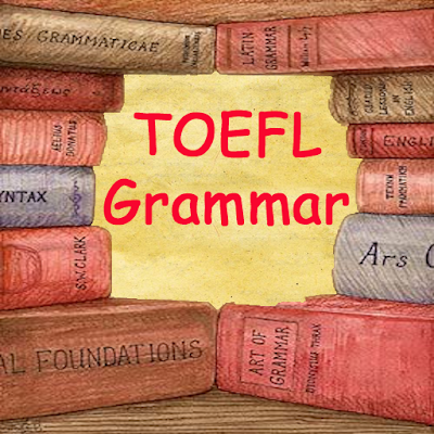 TOEFL Grammar Practice