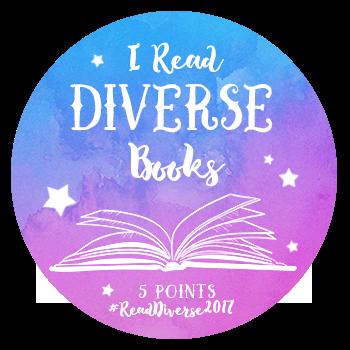 Read Diverse 2017 Badges