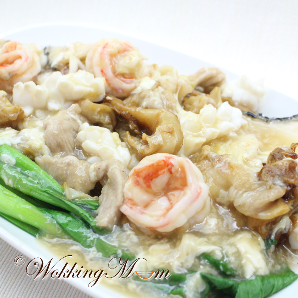 Lets get wokking hor fun singapore food blog on easy recipes hor fun is one of the common local zichar food my husband tried cooking for me once many years ago but the hor fun ended up in the trash bin forumfinder Gallery