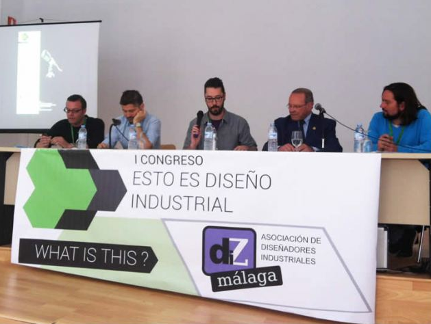 Idesign news finaliza el i congreso esto es dise o - Diseno industrial malaga ...