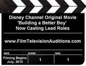 Disney Casting Building a Better Boy Lead Roles