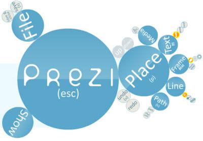 Crea presentaciones originales en la nube con Prezi