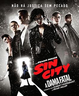 Sin City: A Dama Fatal - HDRip Dual Áudio