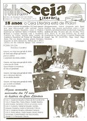 Jornal Folha da Ceia Literária