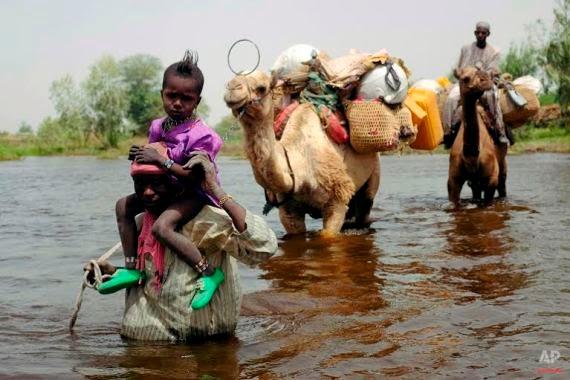 nigerians refugee chad