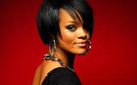 Black Beauty Rihanna Latest Hair Style
