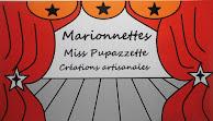 Adoptez les Marionnettes Miss Pupazzette