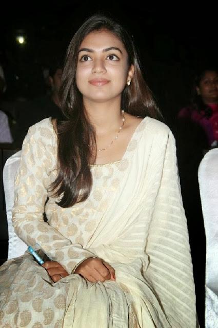 Nazriya Nazim in Salwar Kameez