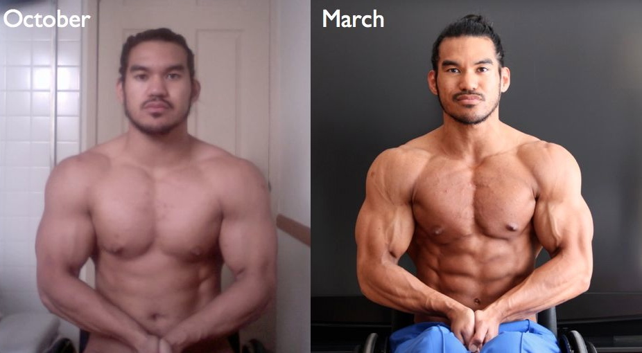 8 week lean mass steroid cycle